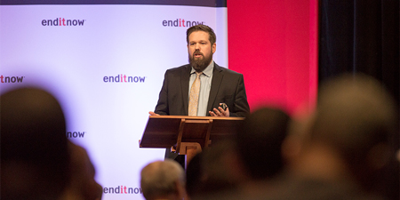 ARM Leadership Supports enditnow Pastors' Summit on Abuse