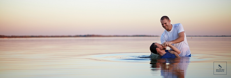 5 Things to Consider for Baptisms in Natural Bodies of Water